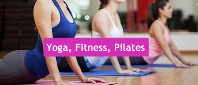 yoga fitness pilates
