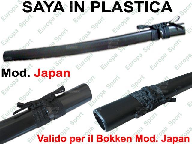 SAYA IN PLASTICA PER BOKKEN MOD. JAPAN