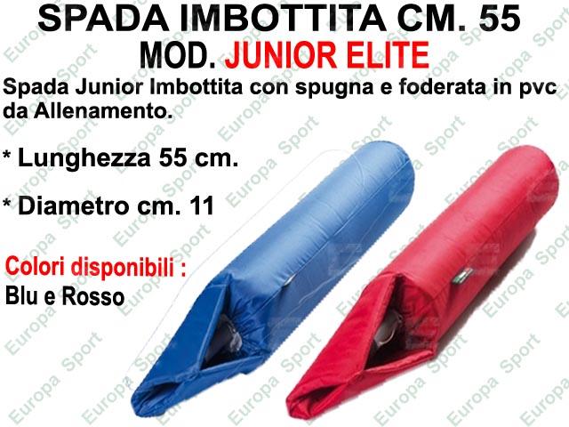 SPADA IMBOTTITA CM. 55  MOD. JUNIOR ELITE