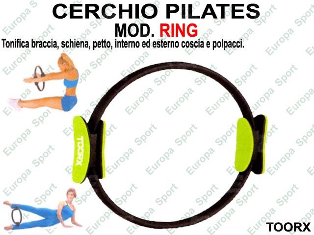 CERCHIO PILATES DIAM. CM 38  MOD. RING  ( 067 )
