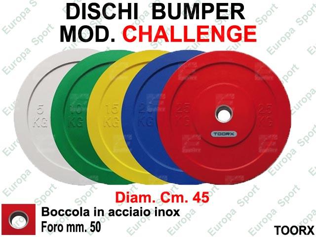 DISCO BUMPER IN GOMMA TOORX  MOD. CHALLENGE - DBCH