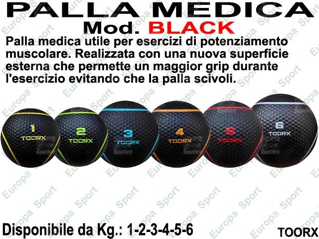 PALLA MEDICA TOORX  MOD. BLACK