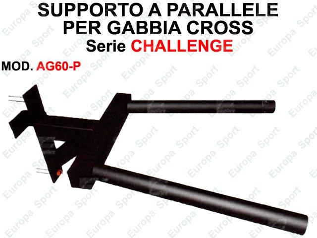 PARALLELE PER GABBIA CROSS SERIE CHALLENGE  MOD. AG60-P