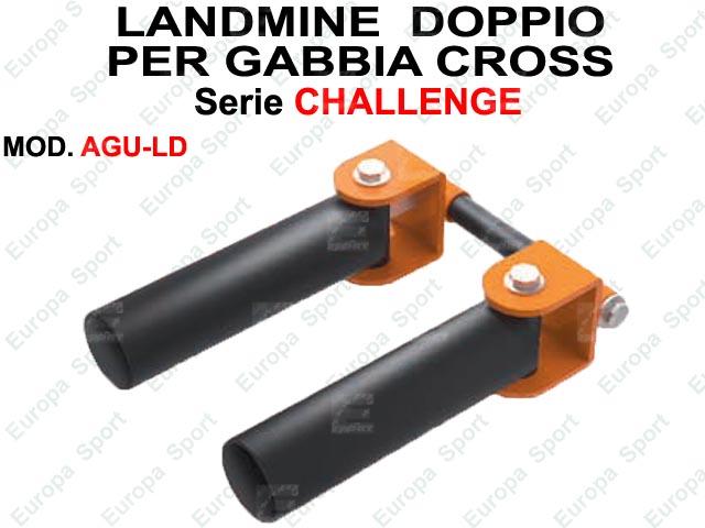 LANDMINE DOPPIO - SERIE CHALLENGE  MOD. AGU-LD