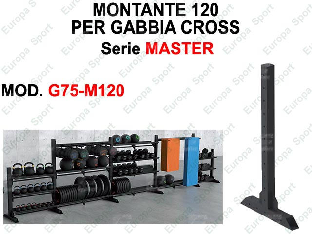 MONTANTE 120 SERIE MASTER  MOD. G75-M120