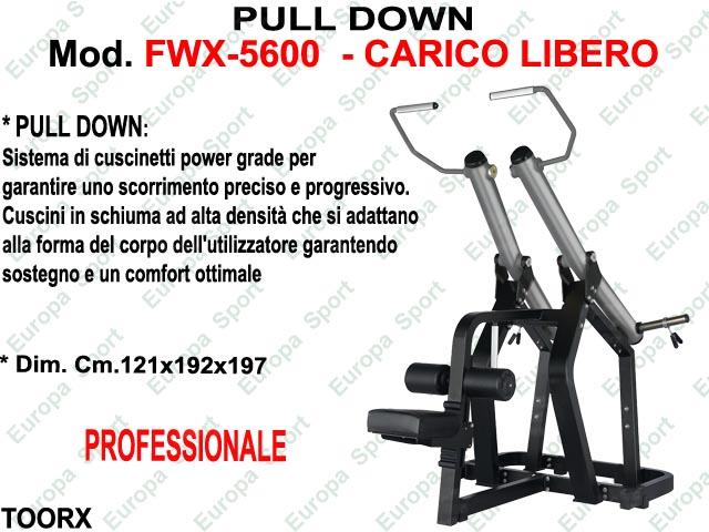 PULL  DOWN  MOD FWX-5600
